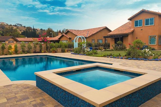 Southern California Pools - Luxury La Custom Pool Design