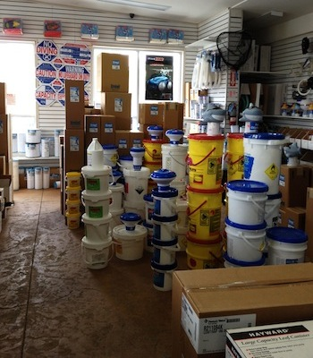 Pool Chlorine Supplies