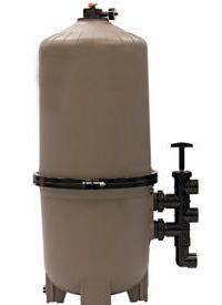 DE Filter Pool Pump