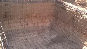 Swimming Pool Construction Steel Enforcement