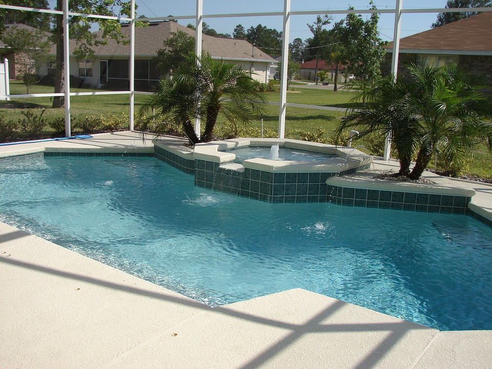 Design Options for a Swimming Pool and Spa Installation ...